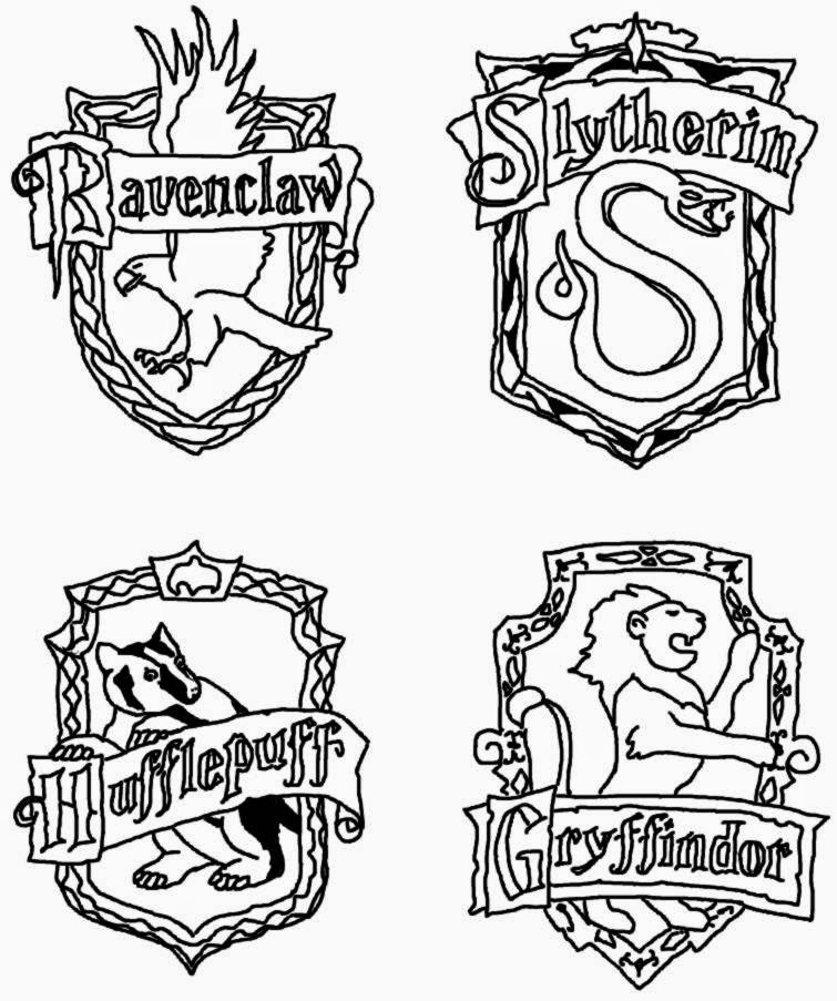 Coloring Pages Harry Potter Coloring Pages Free And Printable