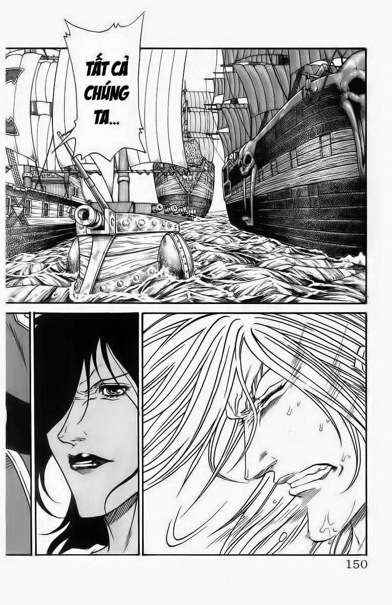Vua Trên Biển – Coco Full Ahead chap 230 Trang 3 - Mangak.info