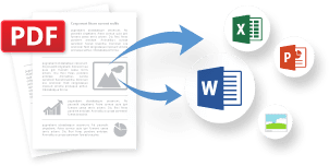 how to Convert back to PDF
