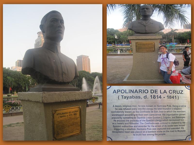 biography of hermano pule Apolinario de la cruz (july 22, 1815 – november 4, 1841), known as hermano  pule was a filipino religious leader who founded and.