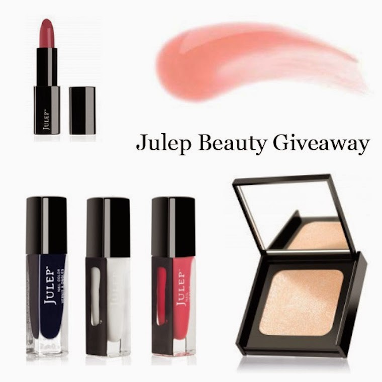 julep, julep giveaway, a la plage, bloggers, blog giveaway