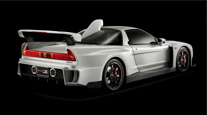 Honda NSX japoński supercar sportowy samochód kultowy V6 RWD Mugen RR koncept 日本車 ホンダ アキュラ