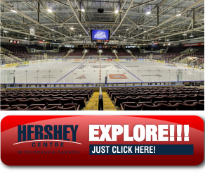 TOUR HERSHEY CENTRE NOW!