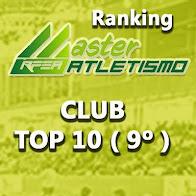 CLUB TOP 10 MÁSTER RFEA 2019
