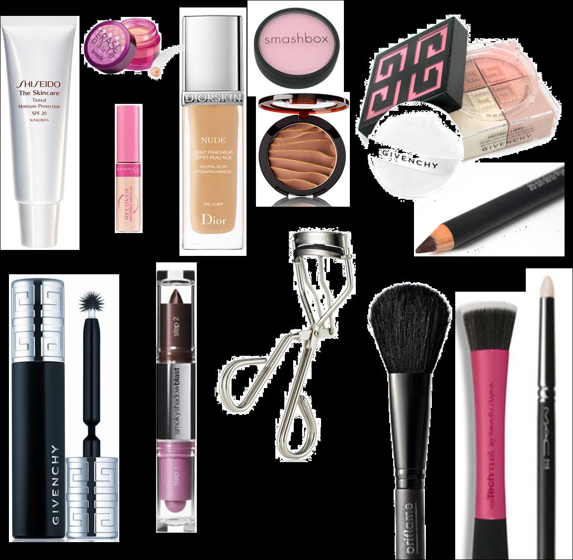 shiseido productos