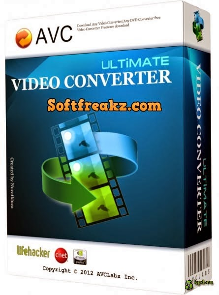 Any Video Converter Ultimate 5.6.4