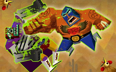 Free Download Games  Guacamelee! Gold Edition Full Version