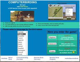COMPUTER BIRDING