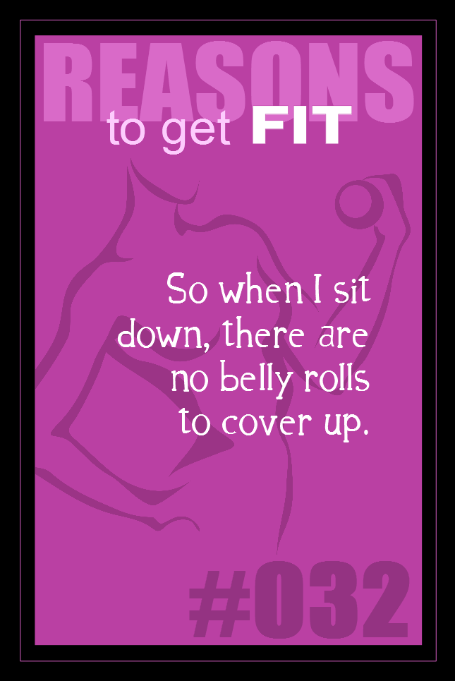 365 Reasons to Get Fit #032