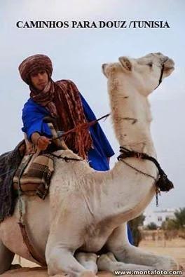 CAMINHOS PARA DOUZ TUNISIA