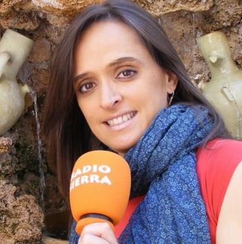 Mamen Rodriguez(Locutora y sub-directora) - mamen