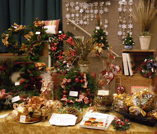 2011 Holiday Craft Fair Vancouver West End Community Centre