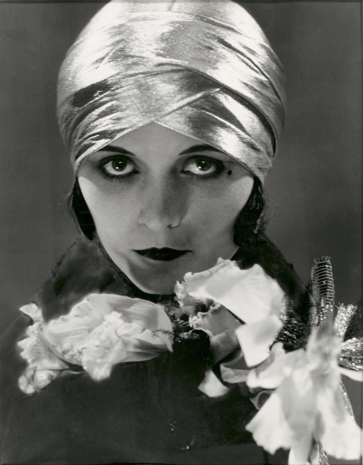 Pola Negri, Edward Steichen. Fotografía | Photography