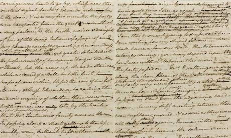 The Watsons manuscript - Jane Austen