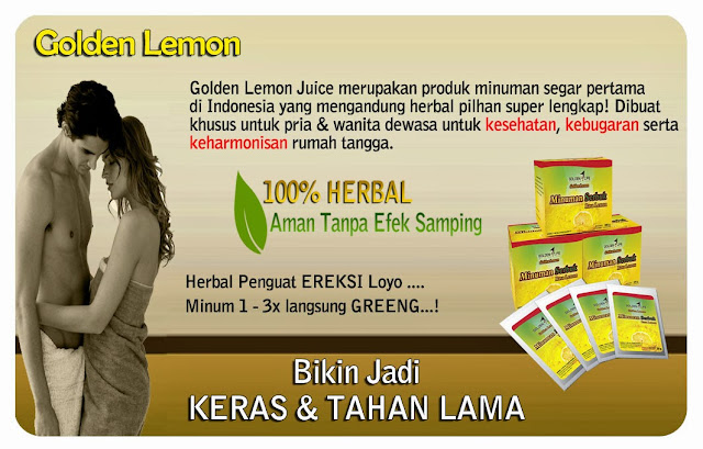 Jual Golden Lemon Juice
