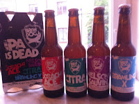 Attention! BrewDog - IPA is Dead! Over and out!