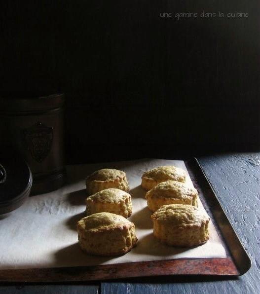 Pumpkin Curry Scones | une gamine dans la cuisine