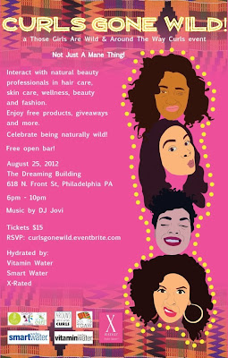 EVENT ALERT: CURLS GONE WILD!