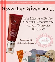 Yozellyn's Blog ft. Mslie-collection: November Giveaway!