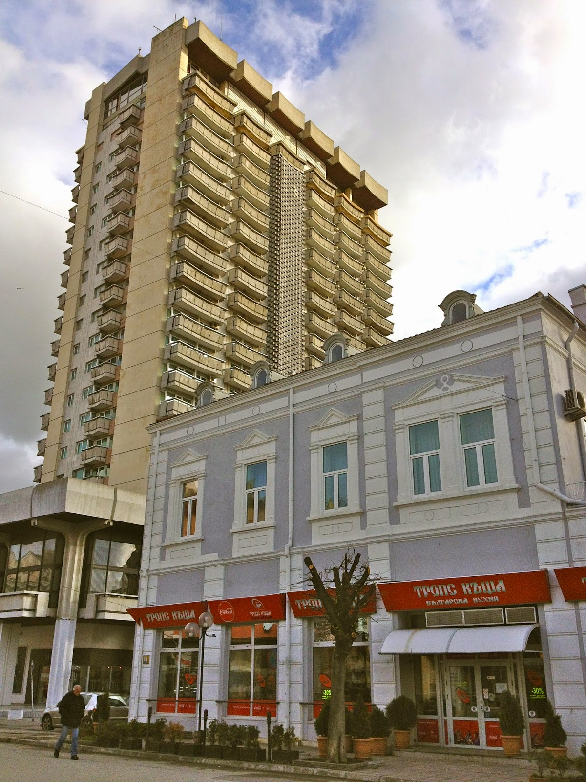 Picture of Cherno More Hotel / Black Sea Hotel in Varna, Bulgaria.
