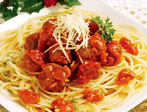 Resep Spaghetti Saus Cumi