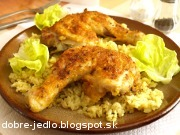 Chrumkavé kurča - recept