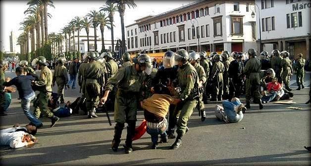 """ذي إيكونميست: المغرب من الدول التي ستشهد """"خطرا مرتفعا"""" سنة 2014 لأسباب سياسية واجتماعية"""