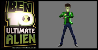 Ben10 Ultimate Alien Force