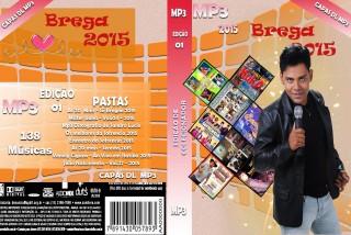 MP3 Brega 2015