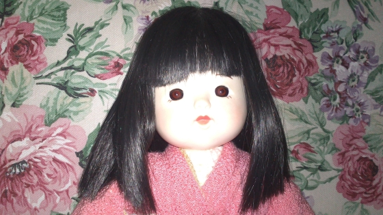 Mi muñeca geisha