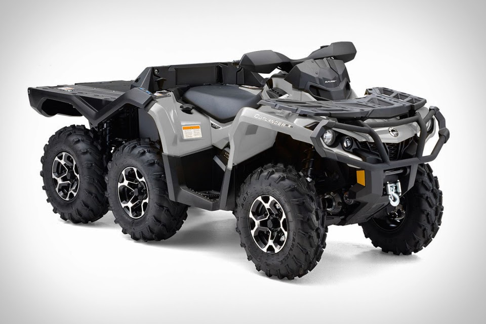 Can-Am Outlander 6x6 ATV