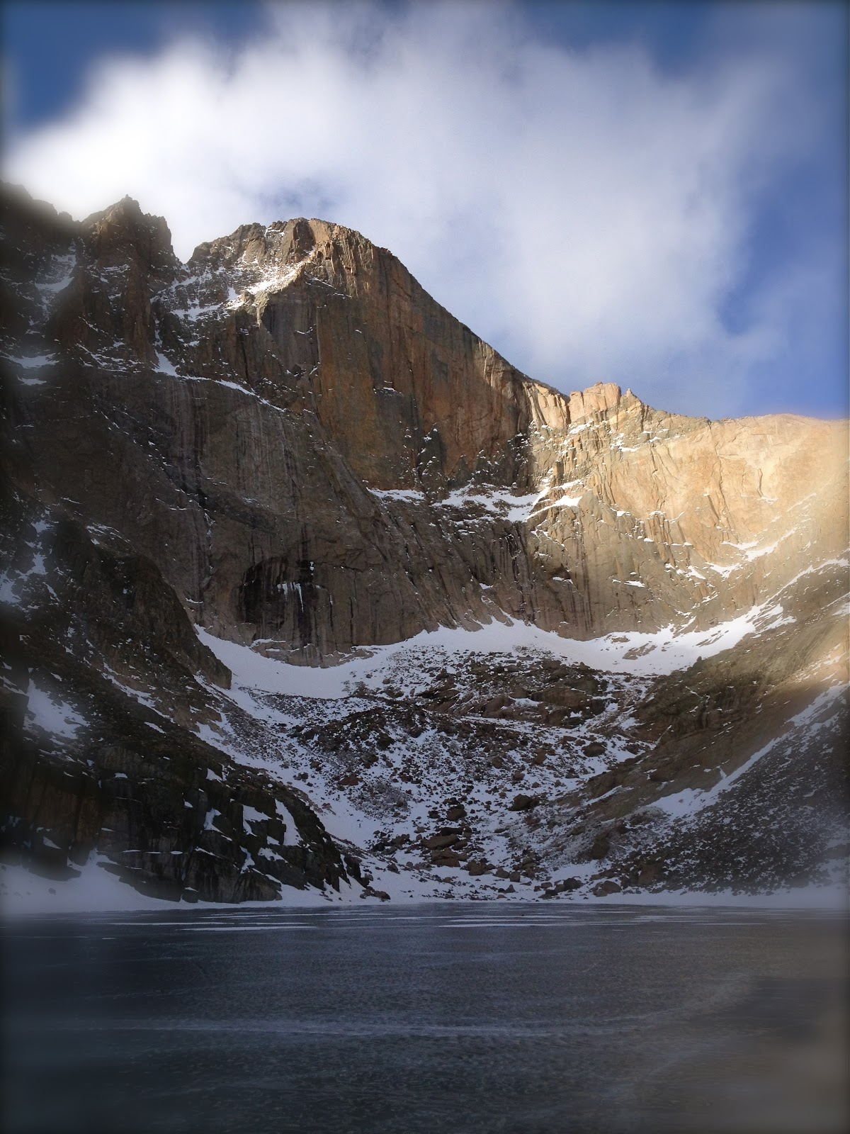 winter routes in rocky mountain national park