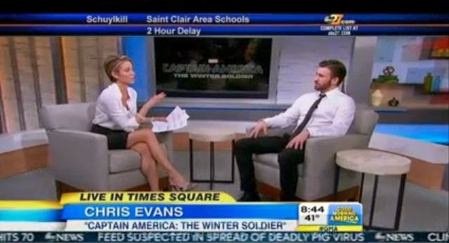 Chris Evans Clarified Rumors about His Early Retirement