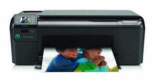 HP PhotoSmart C4780 Driver download, printer review