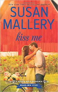 susan mallery, kiss me, book reviews