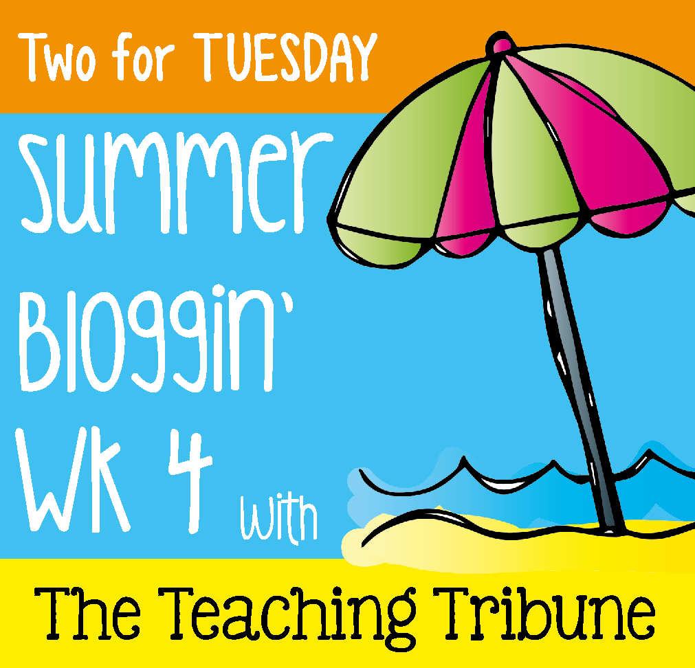 http://www.theteachingtribune.com/2014/06/two-for-tuesday-2_24.html