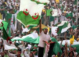 مباراة الجزائر وليبيا 2012 تصفيات