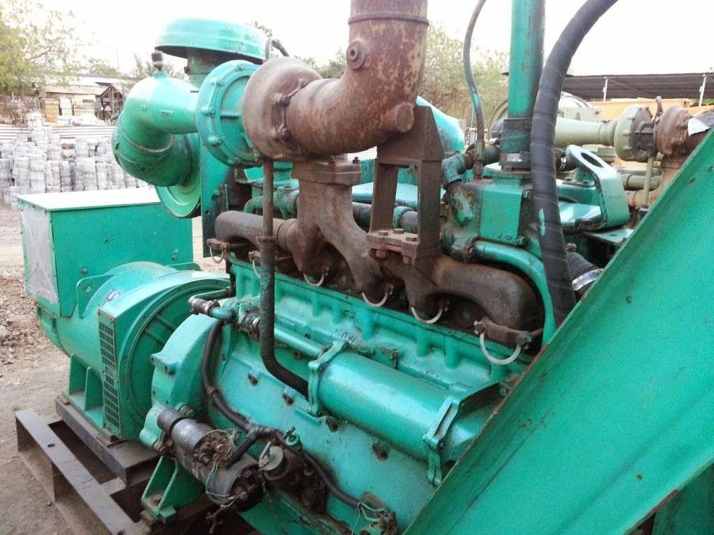 Cummins 200 KVA, 1500 RPM, 50Hz generator