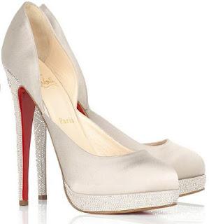 sapatos de noiva christian louboutin
