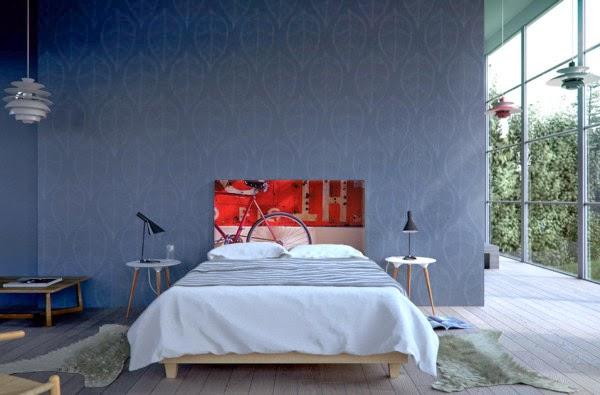 330 صور ديكورات غرف نوم شبابية حديثة