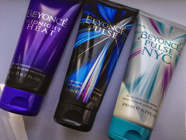 TIP: Beyoncé douchegels + body lotions bij de Action.