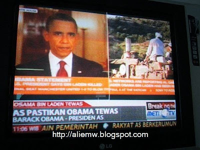 Obama Tewas