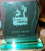 Winner! Best Paranormal, Sci Fi - Love is Murder Confer.