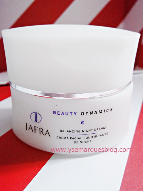 Resenha: Creme Facial Equilibrante Noturno - Jafra