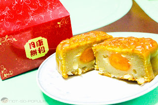 Delicious, fresh and high quality moon cakes by Hongley
