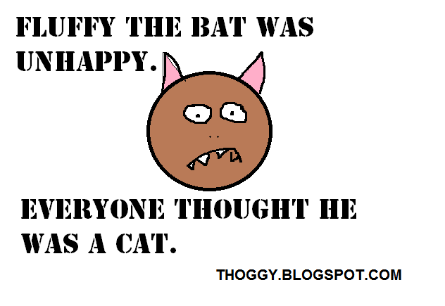 fluffy the bat meme