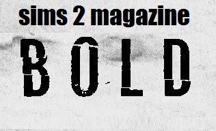My sims2 magazine