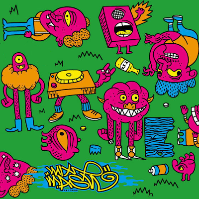 Lazy Ants, Mixmash Records