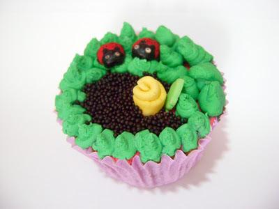 Cupcakes das Crianças