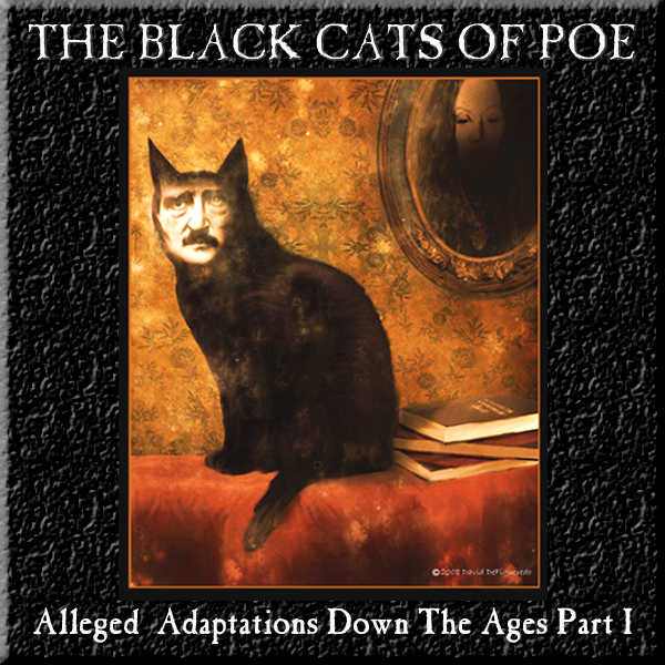 analysis of the black cat The black cat study guide contains a biography of edgar allan poe, literature essays, quiz questions, major themes, characters, and a full summary and analysis about the black cat the black cat summary.